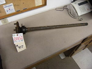 1968 70 Buick Riviera Rear Axle Shaft