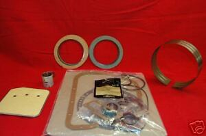 A727 727 Transmission Rebuild Kit Includes Friction Clutches Band 62 70