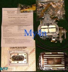 Suzuki Samurai Weber 38 Outlaw Carb Full Engine Rebuild Kit