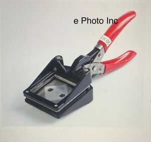 Handheld 2 X 2 Passport Photo Id Die Cutter Punch Hd2