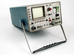 Tektronix 491 Spectrum Analyzer