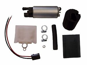 High Pressure Autoteq Fuel Pump 255 Lph For 84 92 Toyota Supra