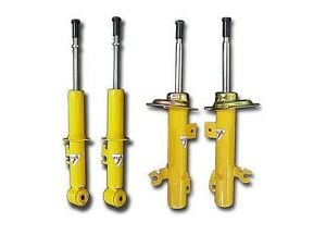 Koni Yellow Shocks Struts 8041 1164sport Integra Type R 88 Civic Crx Rear Set