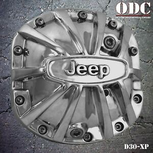Jeep Xtreme Polished Differential Cover Dana 30 Diff