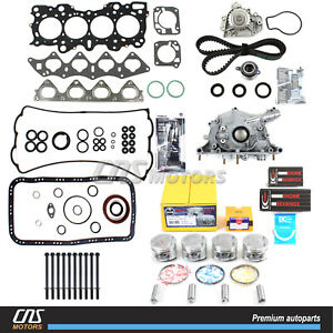 94 01 Acura Integra Gs R 1 8l Dohc Vtec Engine Rebuild Kit B18c1