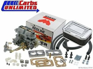 K551 38 Jeep Kit Weber 38mm Dges Carb 1 Yr Warr Hp