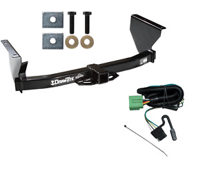 Trailer Tow Hitch For 99 04 Jeep Grand Cherokee W Wiring Harness Kit
