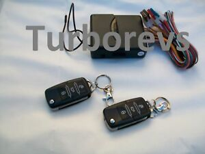 Remote Keyless Entry Central Locking Kit Skoda Fabia Octavia