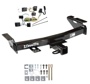 Trailer Tow Hitch For 05 09 Uplander Montana Sv6 Terraza Relay W Wiring Harness