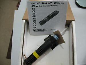 New Omega Lvv 110 25 Bouyancy Level Switch