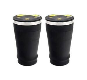 Firestone 9000 1500lb Tapered Sleeve Air Bags Air Ride Bags Suspension 2 Pack