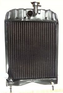 194275m94 Radiator For Massey Ferguson Tractors 135 135uk 148 Ind 20 2135