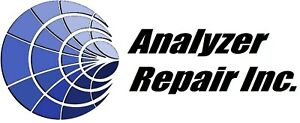 Hp Tek Spectrum Network Analyzer Repair Estimate