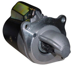 D7nn11001ar Starter For Ford Tractor 2000 3000 3600 4000 4500 555 2120 231