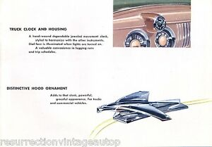 Gm Chevy 1954 1955 1 Pick Up Truck Hood Ornament Bird Installation Instructions