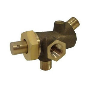 3 Way Fuel Valve Improved Style For John Deere A Ar Ao B D G H