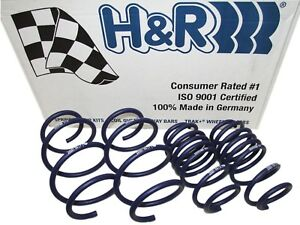 H R Sport Lowering Springs 92 98 Bmw E36 318i 318is