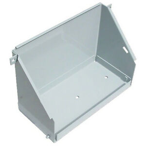 108016a Battery Box For Oliver Tractors 1750 1800 1850 1900 1950 1950t