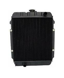 Ch14206 Radiator Made To Fit John Deere Tractor 950 S n 010859