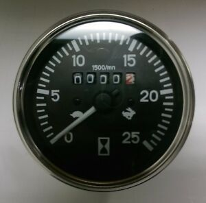 1674637m91 Tachometer Made To Fit Massey Ferguson Tractor 240 253 260 261