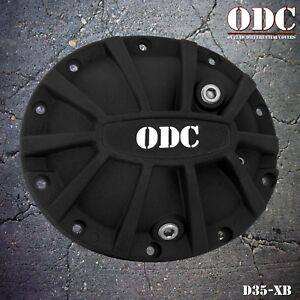 Xtreme Black odc Differential Cover Dana 35 Diff D35xb