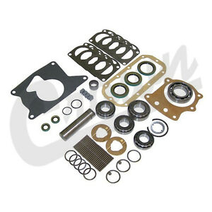 Jeep Dana 300 D300 Transfer Case Rebuild Kit
