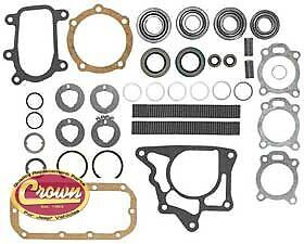Jeep Dana 20 D20 Transfer Case Rebuild Kit