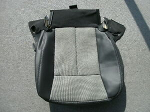 Dodge Dakota Right Front Seat Bottom Cover Leather cloth