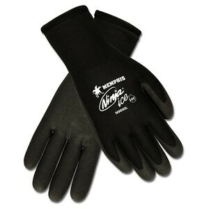 Memphis N9690 Ninja Ice Insulated Cold Weather Gloves Size S 2xl free Us Ship