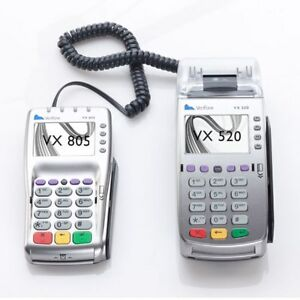 brand New Verifone Vx520 And Vx805 Just 238 Free Shipping Unlocked