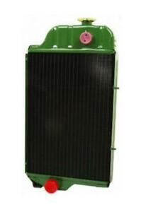 Ar65715 Radiator For John Deere 300b 302 401 1520 1830 2020 2030 2440 2640