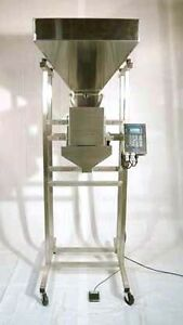 Weigh fill System Model S 4 Weighing Filling Machine
