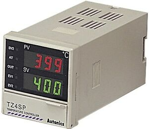 Digital Temperature Controller Dual Pid Tz4sp 14s Ssr Output Din Rail Mounting