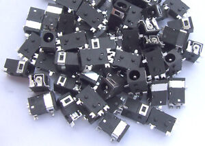 500pcs 3 5mm X 1 3mm Dc Socket Jack Female Smd Pcb Charger Power Plug Soldering