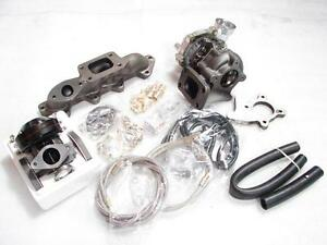 Accord F22a F23a 2 3l T3 48 Close Port Manifold Turbo Charger Kit 300hp
