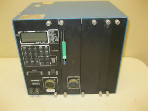 Transyt Corporation Model 1880el Traffic Signal Controller Monitor