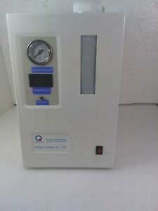 High Purity Hydrogen Gas Generator H2 0 300ml Pem Electrolyzer T