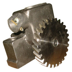 A38372 Engine Oil Pump For Case 430 470 530 570 Tractors