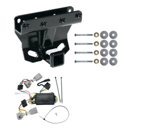 2005 2006 Jeep Grand Cherokee Trailer Hitch Tow W Wiring Kit 2 Receiver