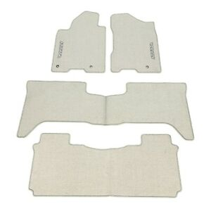 New 2009 2010 2011 Nissan Armada Floor Mats Carpet With Console W Stone Oem