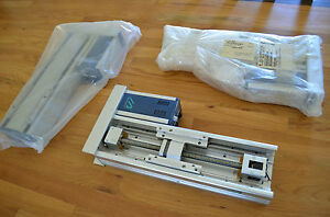 18 Iai Thk Sr15 Linear Ballscrew Actuators Servo Motor_brake_cnc Router Z axis