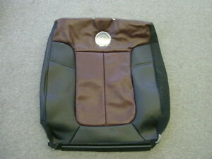 Ford F 150 Harley Davidson Leather Right Rear Seatback Cover