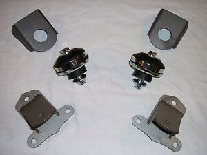 1928 29 30 31 Model A 1932 Ford W Sb Chevy Sbc Motor Engine Mounts