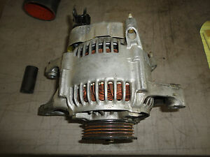 Alternator 2 2 4 Cyl Turbo Chrysler Maserati Tc 89 90
