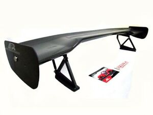 Apr Gtc 500 71 Carbon Fiber Rear Wing Spoiler universal Fit