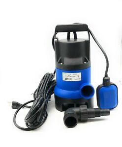 Submersible Sump Pump 1 2 Hp Adjustable Tether Switch Max Flow Of 2 000 Gph