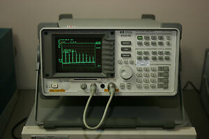 Hp Agilent 8594e Spectrum Analyzer Calibrated Warranty Tv Demod