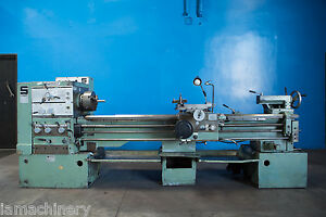 16 24 Swing X 80 Center Summit Engine Lathe Taper Metal Turning Machine