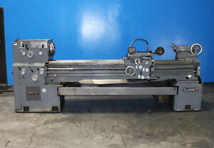 19 29 Swing X 80 Center Summit Engine Lathe Metal Turning Lathe