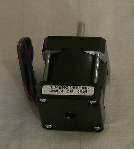 Lin Engineering Stepper Motor 4018l 04